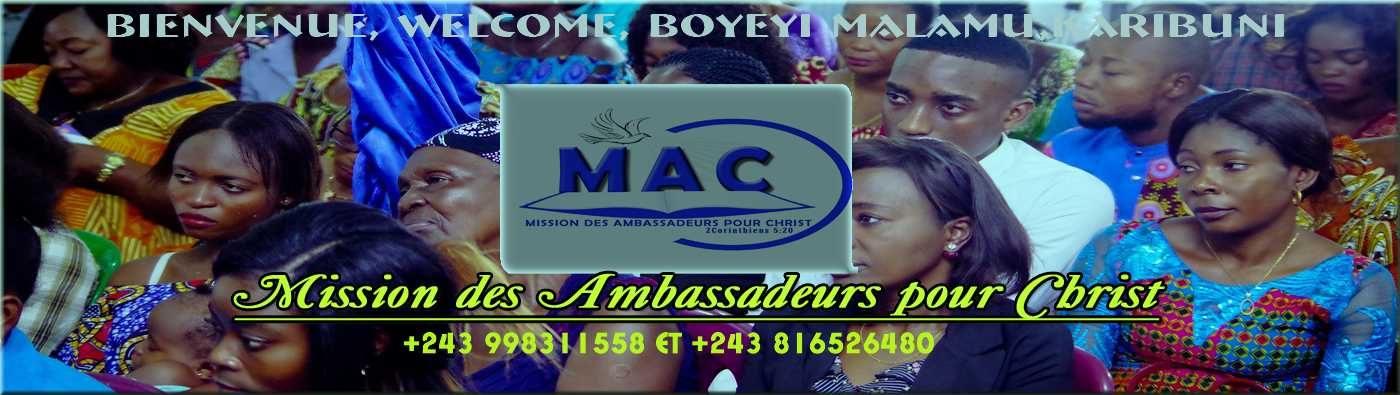 Mission des Ambassadeurs pour Christ