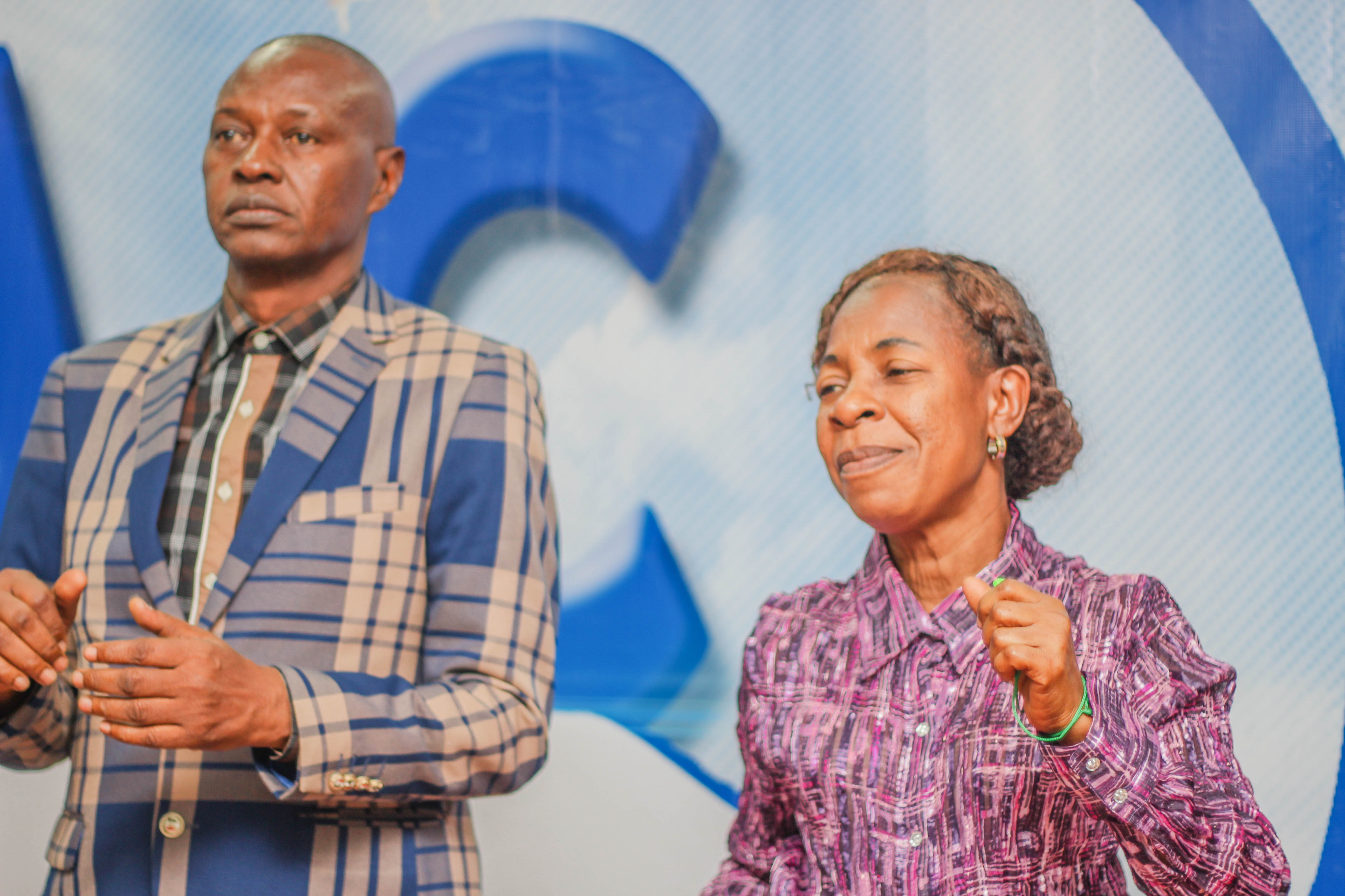 Couple Visionnaire (Couple Mwabilu Mayele)
